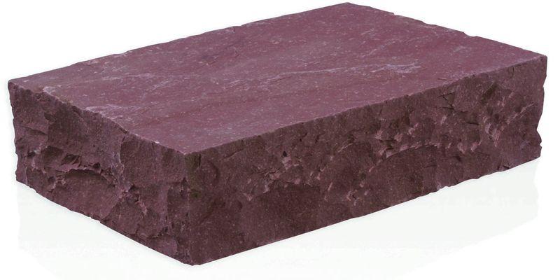 Quarzsandstein rot