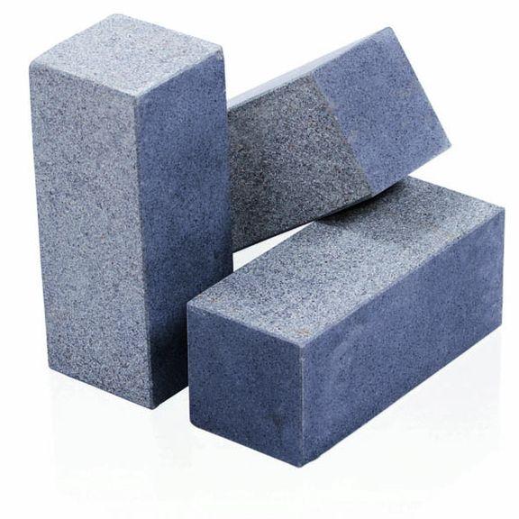 "Palisaden ""Nobel"" Granit anthrazit"